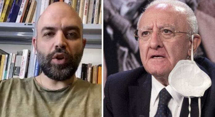 """Fondazione Ravello, Saviano accusa De Luca: """"Mi ha escluso dal festival"""". E Scurati lascia"""