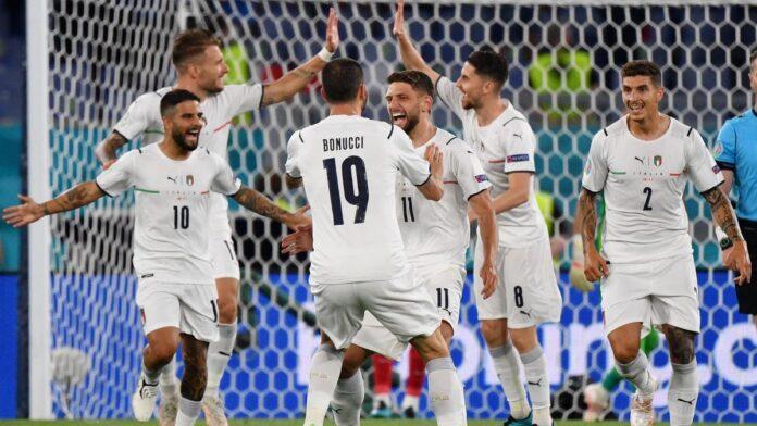 Euro 2020: Turchia-Italia 0-3, Insigne trascina la Nazionale