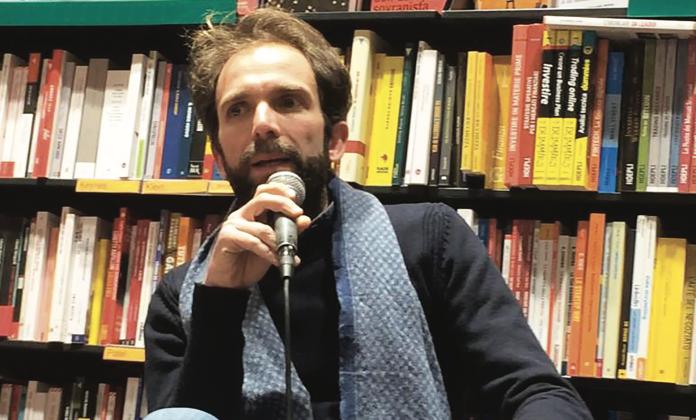 II Premio Costadamalfilibri per il romanzo Il posto degli assenti di Francesco Puccio