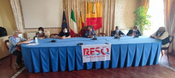 Resq People, la nave di ricerca e di soccorso di Resq - People Saving People si prepara per la prossima missione