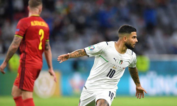 Euro 2020, Italia-Belgio 2-1: Insigne trascina gli Azzurri