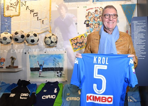 Krol lancia il Napoli: