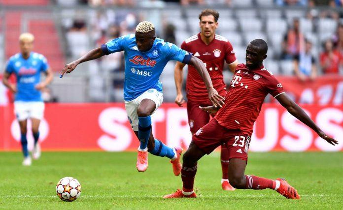 Napoli batte Bayern 3-0 in amichevole: super Osimhen