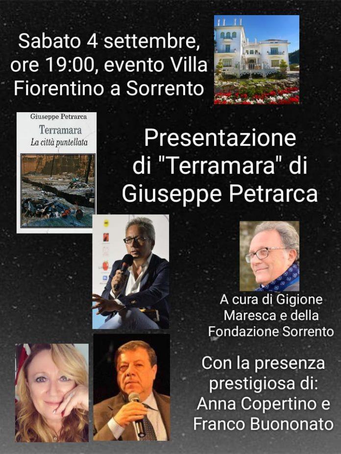 Sorrento: a Villa Fiorentino presentazione di