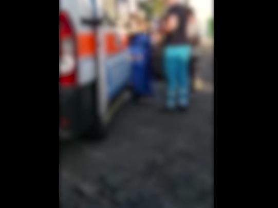 Capri, ambulanza taxi per il personale medico: la denuncia