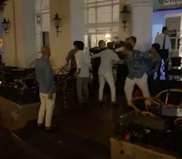 Rissa a Capri, identificate 6 persone: studenti e professionisti