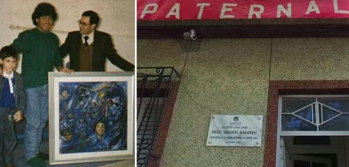 Il maestro Cuono Gaglione esporrà 25 opere su Maradona nella casa-museo a La Paternal