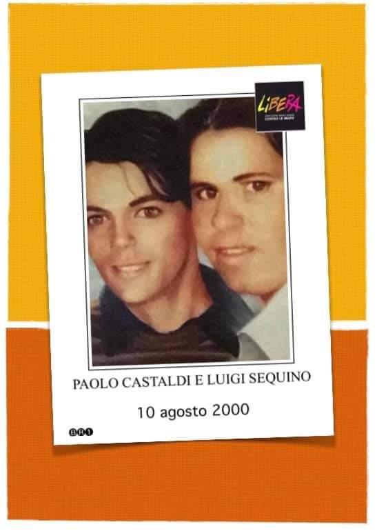 Pianura, il 10 agosto una messa in ricordo di Gigi e Paolo a 21 anni dall'omicidio