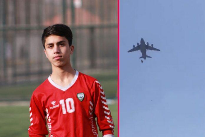 Afghanistan, Zaki morto tentando di fuggire su un aereo Usa