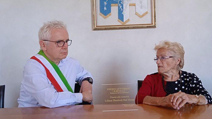"""""""Premio Bruno Miselli"""" 2021 alla memoria per Liliana Manfredi Del Monte"""