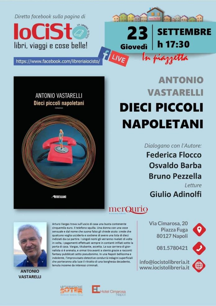 Antonio Vastarelli presenta