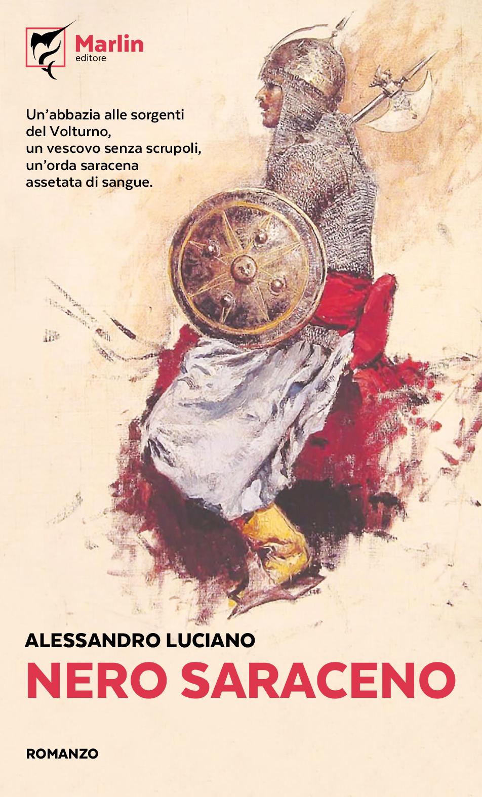 """""""Nero saraceno"""", il 30 settembre presentazione al Mann"""