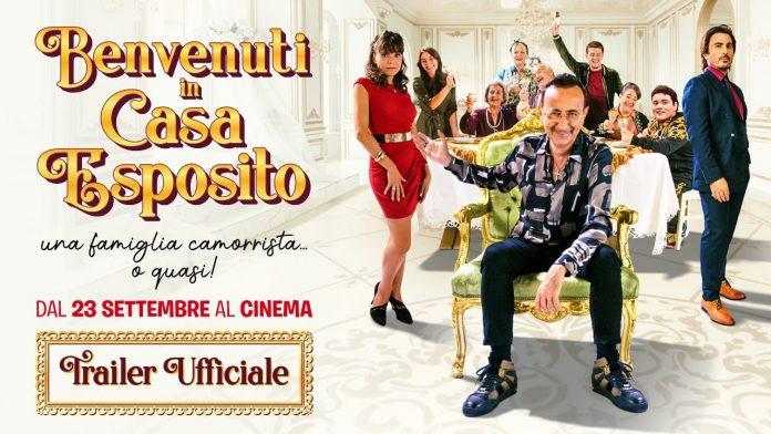 Benvenuti in Casa Esposito, cast e regista al Metropolitan