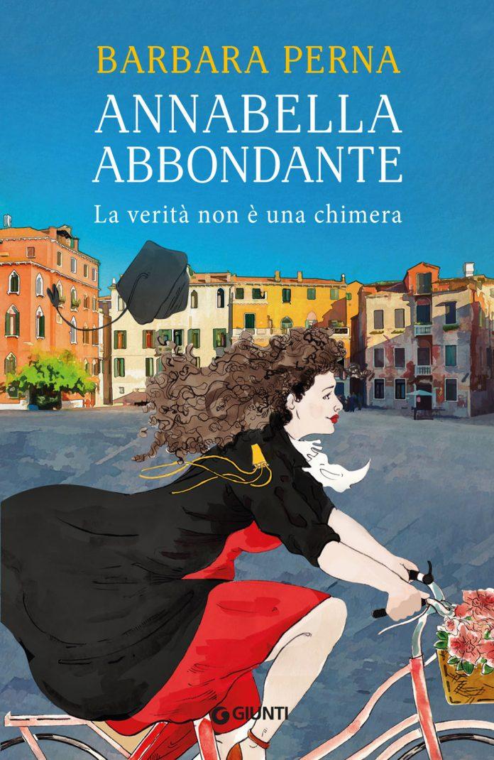 Annabella Abbondante, presentazione del libro a Napoli
