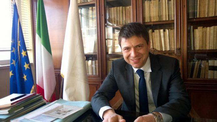 Fabio Benigni commissario Ordine Avvocati Napoli Nord