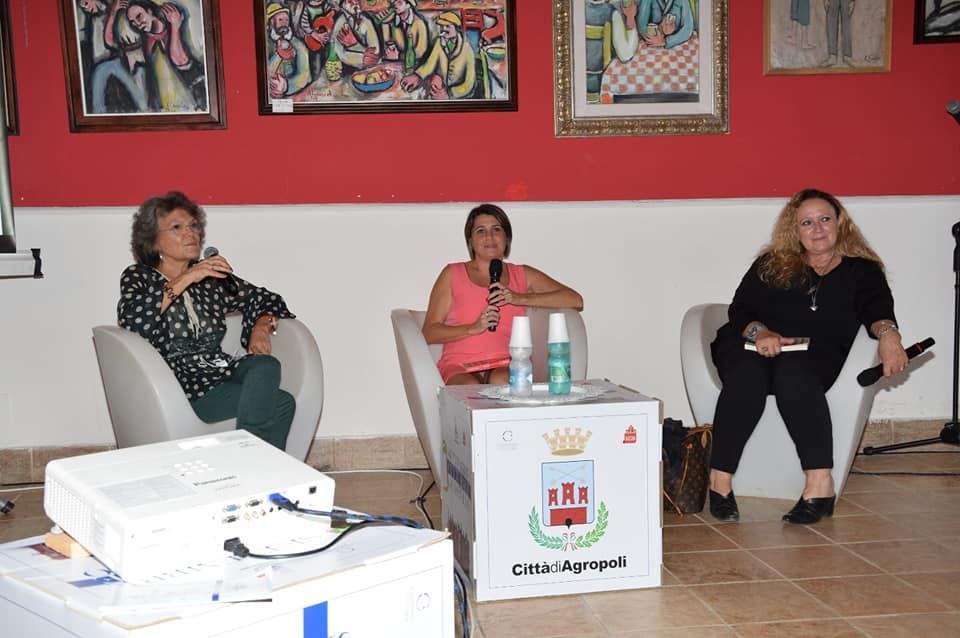 """""""Le lesioni dell'anima"""" di Maria Rosa Bellezza al castello di Agropoli"""