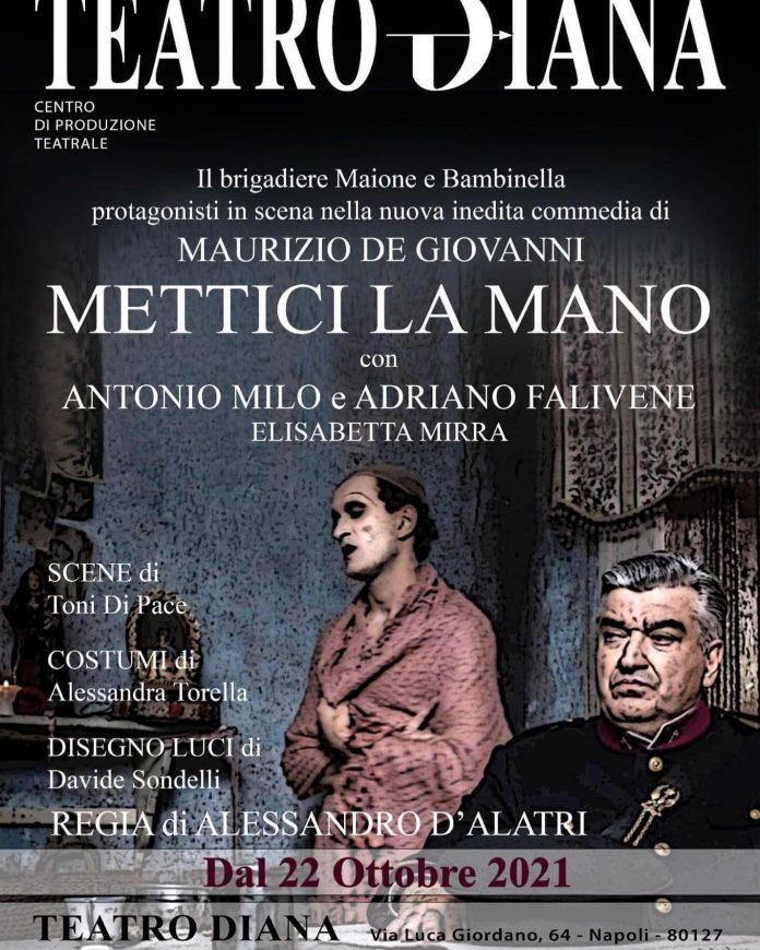 Teatro Diana, in vendita i biglietti per