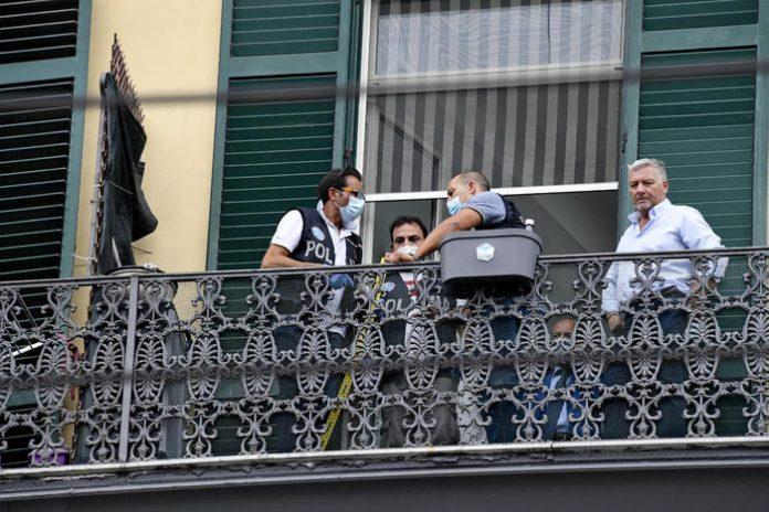 Bimbo precipitato dal balcone a Napoli: fermato un uomo per omicidio