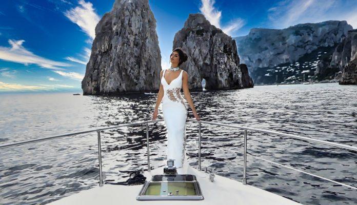 Fashion Week Napoli Art Antonella Fiordelisi per Julien Mattion 5
