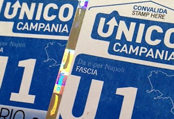 Unico Campania, abbonamenti gratis a studenti con green pass