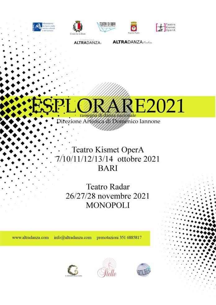 """Rassegna """"Esplorare 2021"""", al via dal 7 ottobre: il programma"""