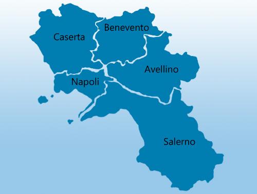 Meteo Campania, le previsioni del fine settimana