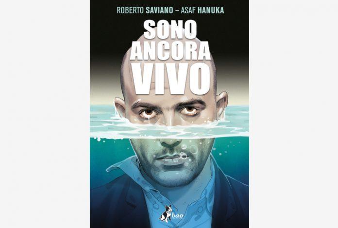 """""""Sono ancora vivo"""", il primo graphic novel di Roberto Saviano"""